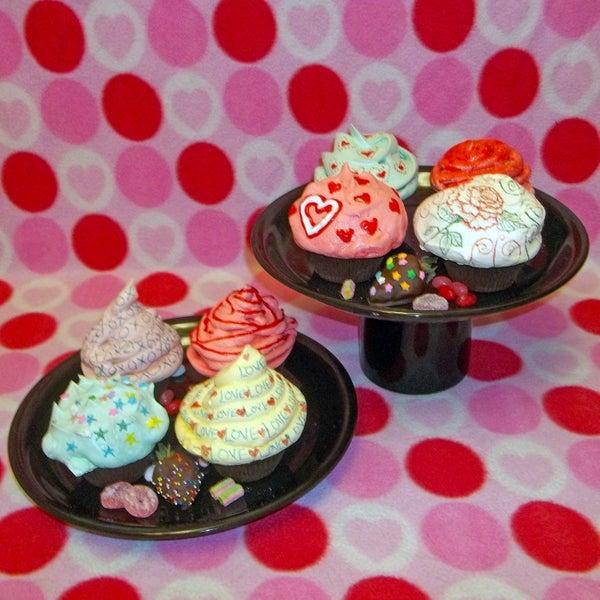 DIY Edible Cupcake Box