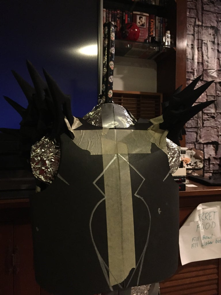The Helm and the Torso