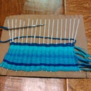 Mini Weaving Loom