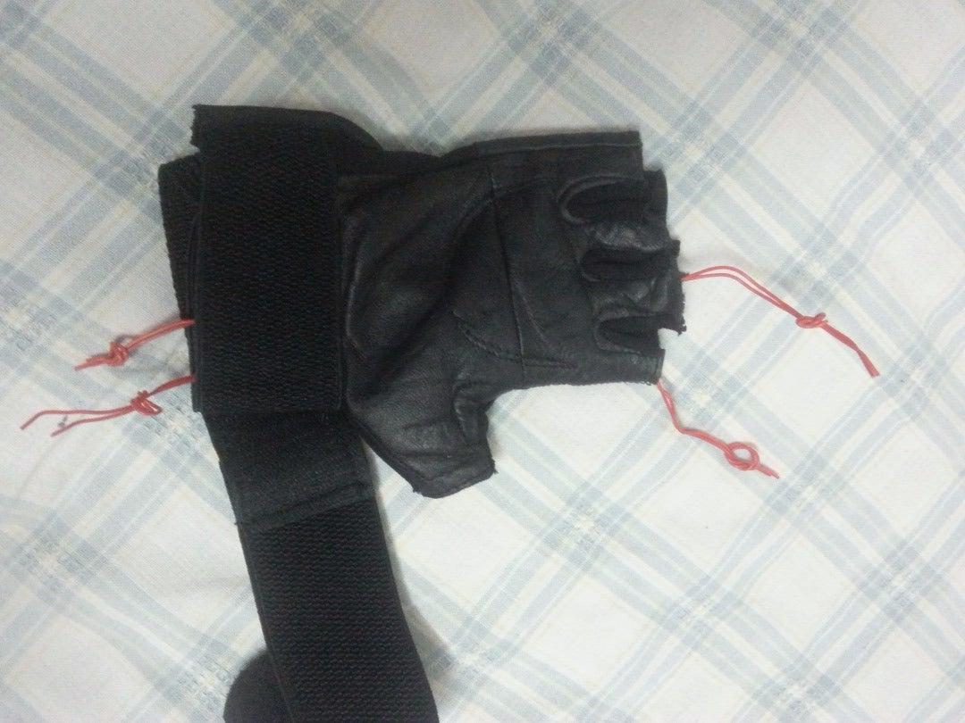 Prepairing the Glove: