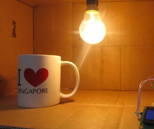 Incubator at Home With Arduino Nano
