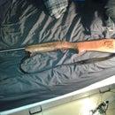 Steampunk-Styled Rifle