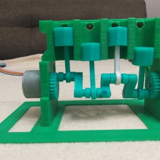 3D Print Your Own Engine