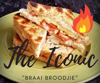 "The Iconic South African ""Braai Broodjies"""