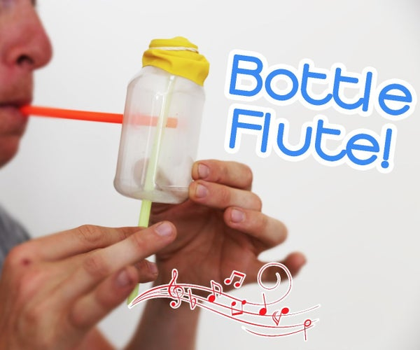 Bottle Boogie Flute!