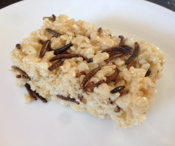 Rice Crispy Critter Treats