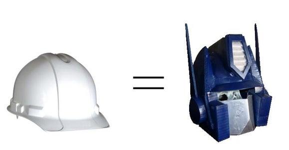 New Helmet Needed