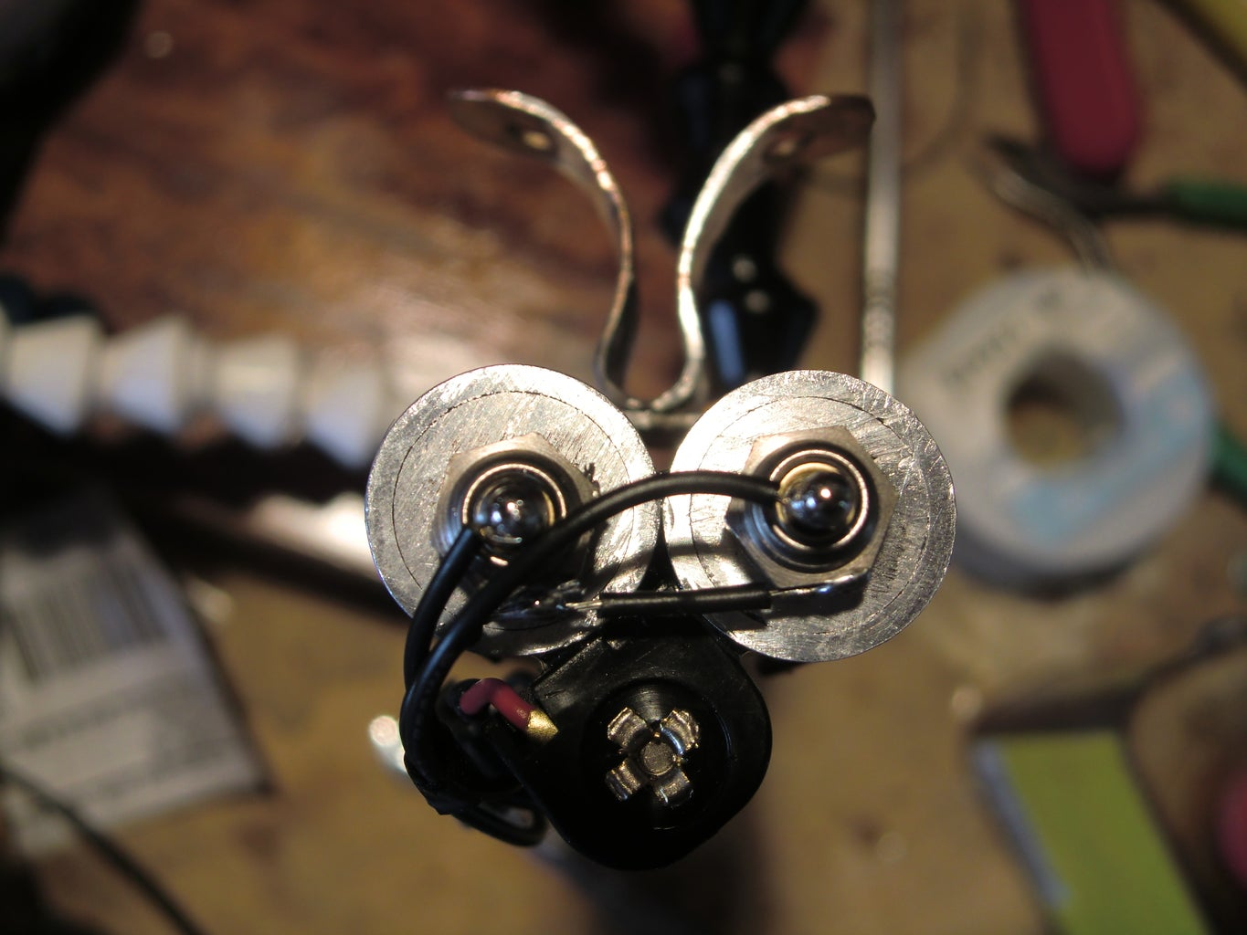 Glow Plug Insertion and Soldering