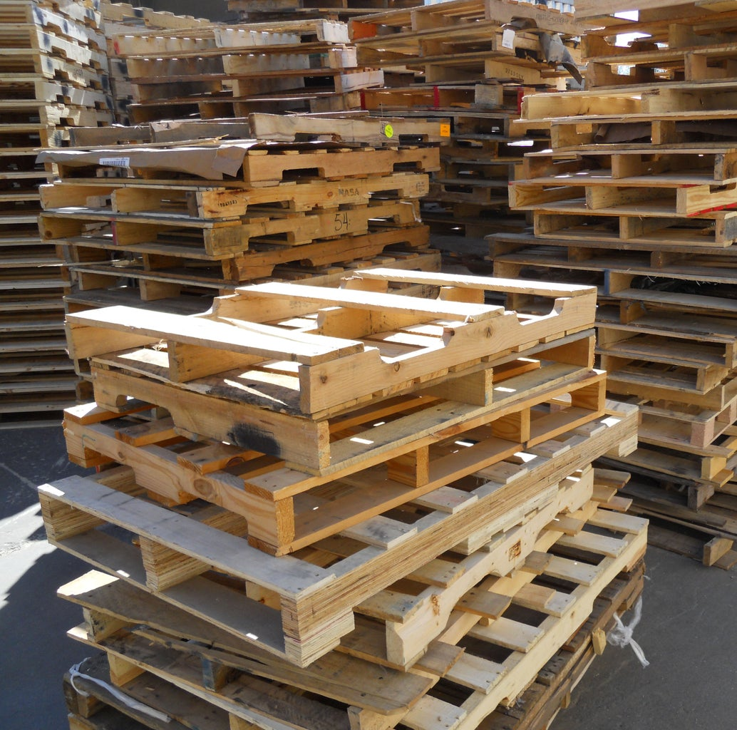 Step One: Obtain Pallets