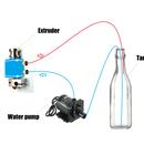 ¡Enfríe con agua una boquilla de impresora 3D de forma económica y fácil!