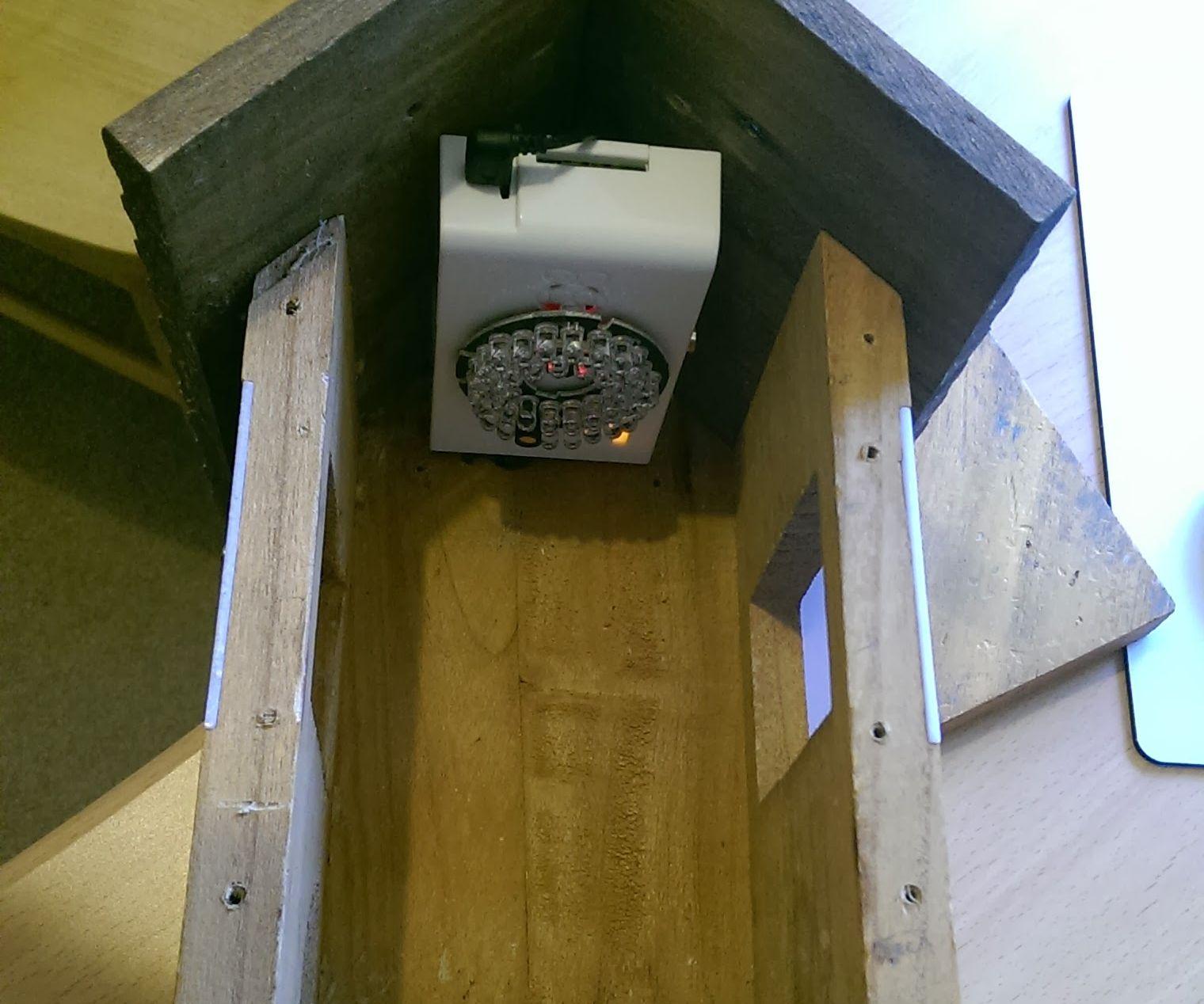 Raspberry Pi Birdbox Camera