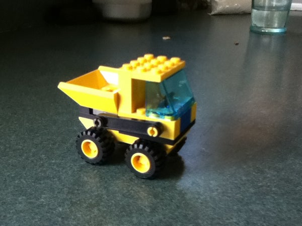 Lego Dump Truck