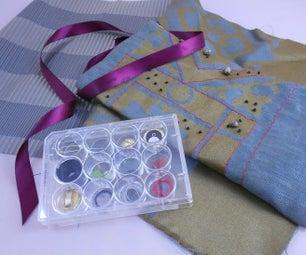 Japanese Quilt Geisha Bags