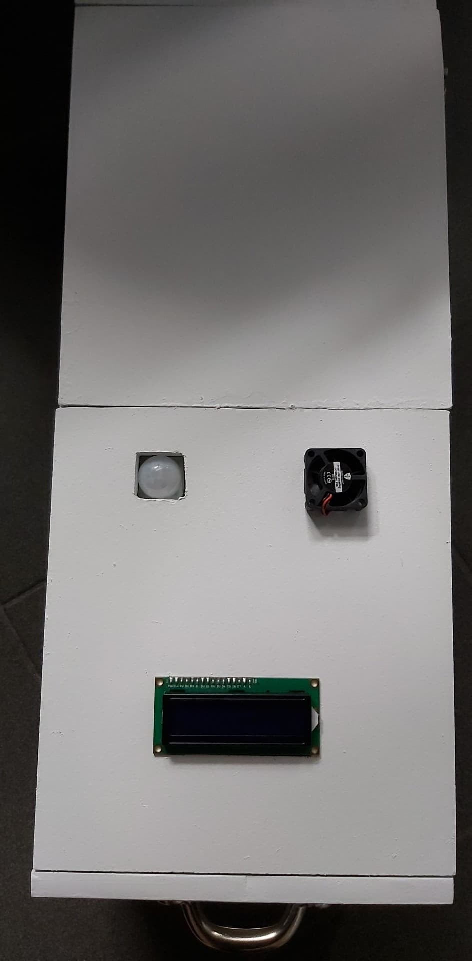 Placing the Components in the Case