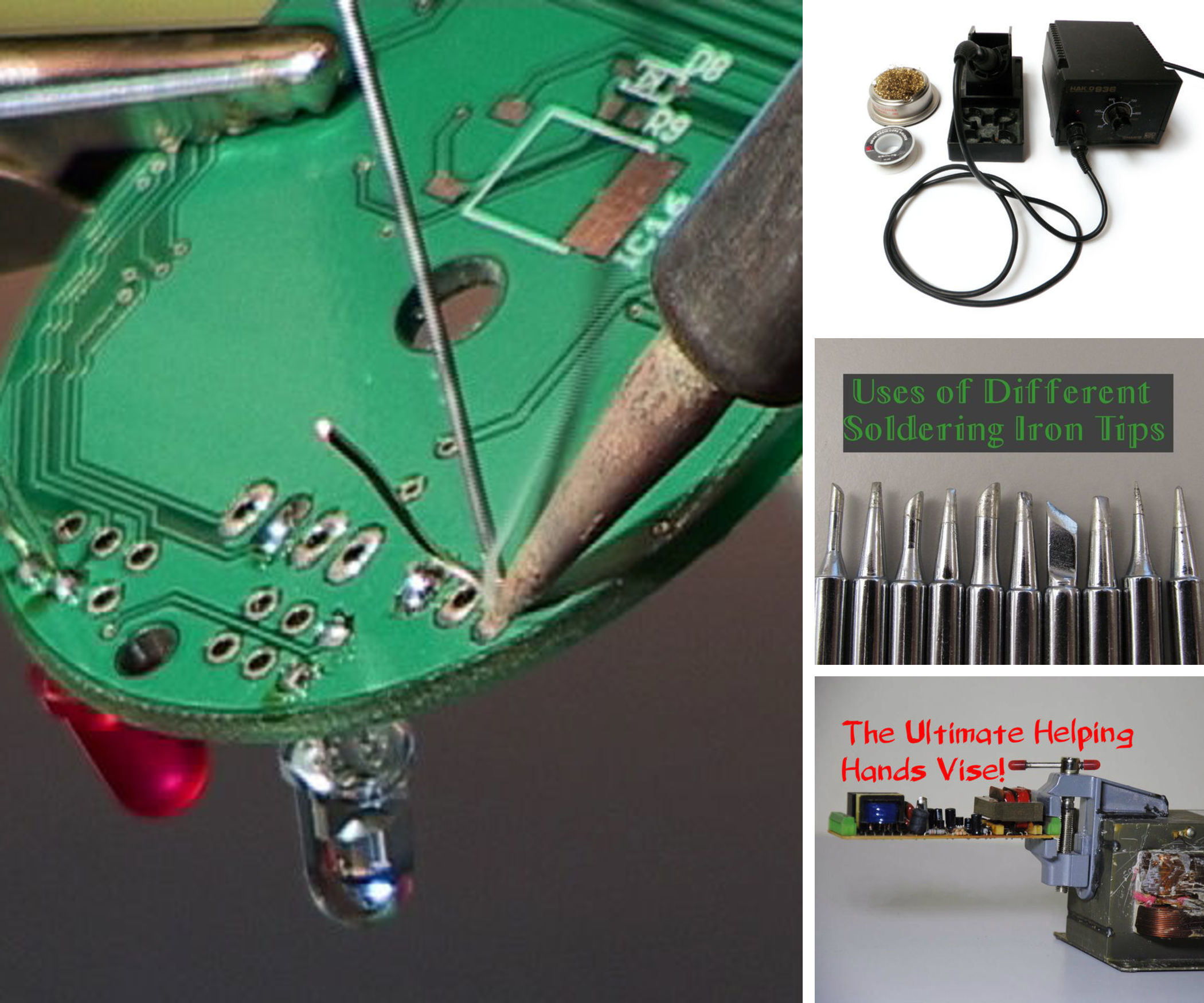 Beginners Guide to Soldering