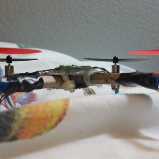 The Pencil Drone