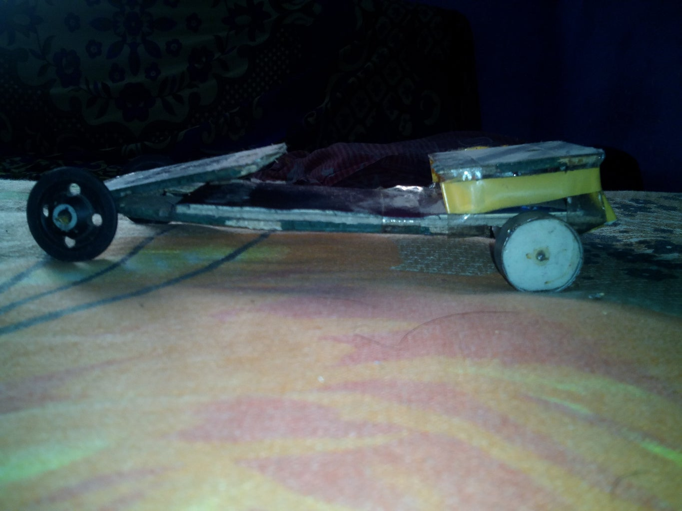 How to Make a R.c Robotic Car at Home