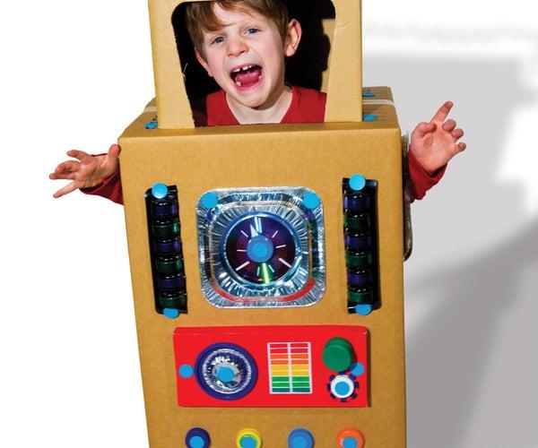Makedo Robot Costume