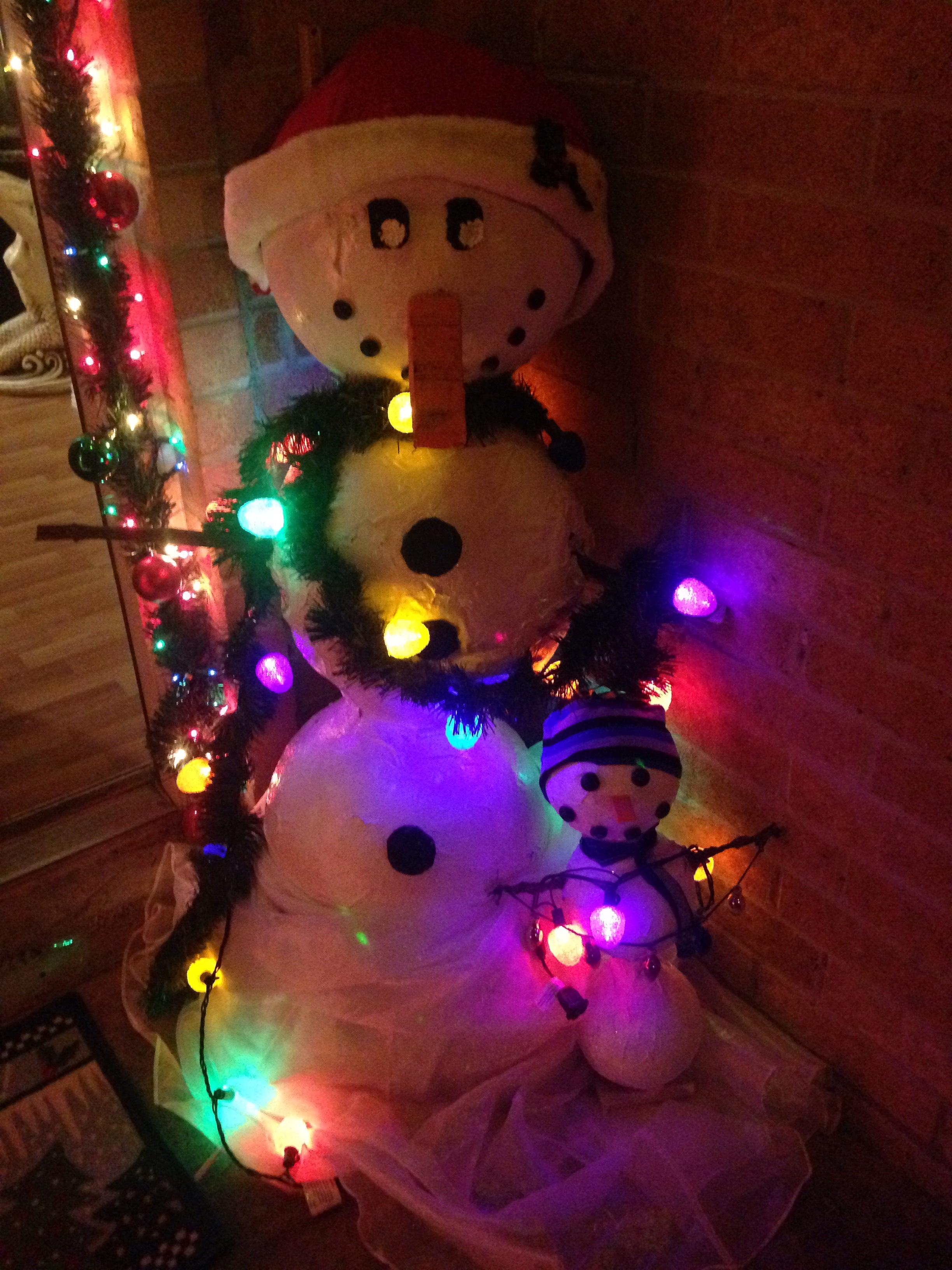 Snowman Hack