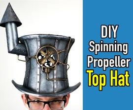 如何制作蒸汽朋克疯帽匠高顶帽。由风驱动…和你的想象力…