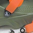 CROCs Sandal Strap Blowout Repair, CROCs 2.0 upgrade