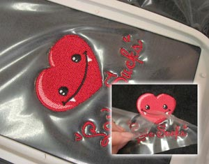 The Machine Embroidery