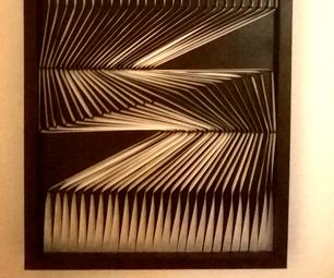 A Sort of Modern Kinetic Art.