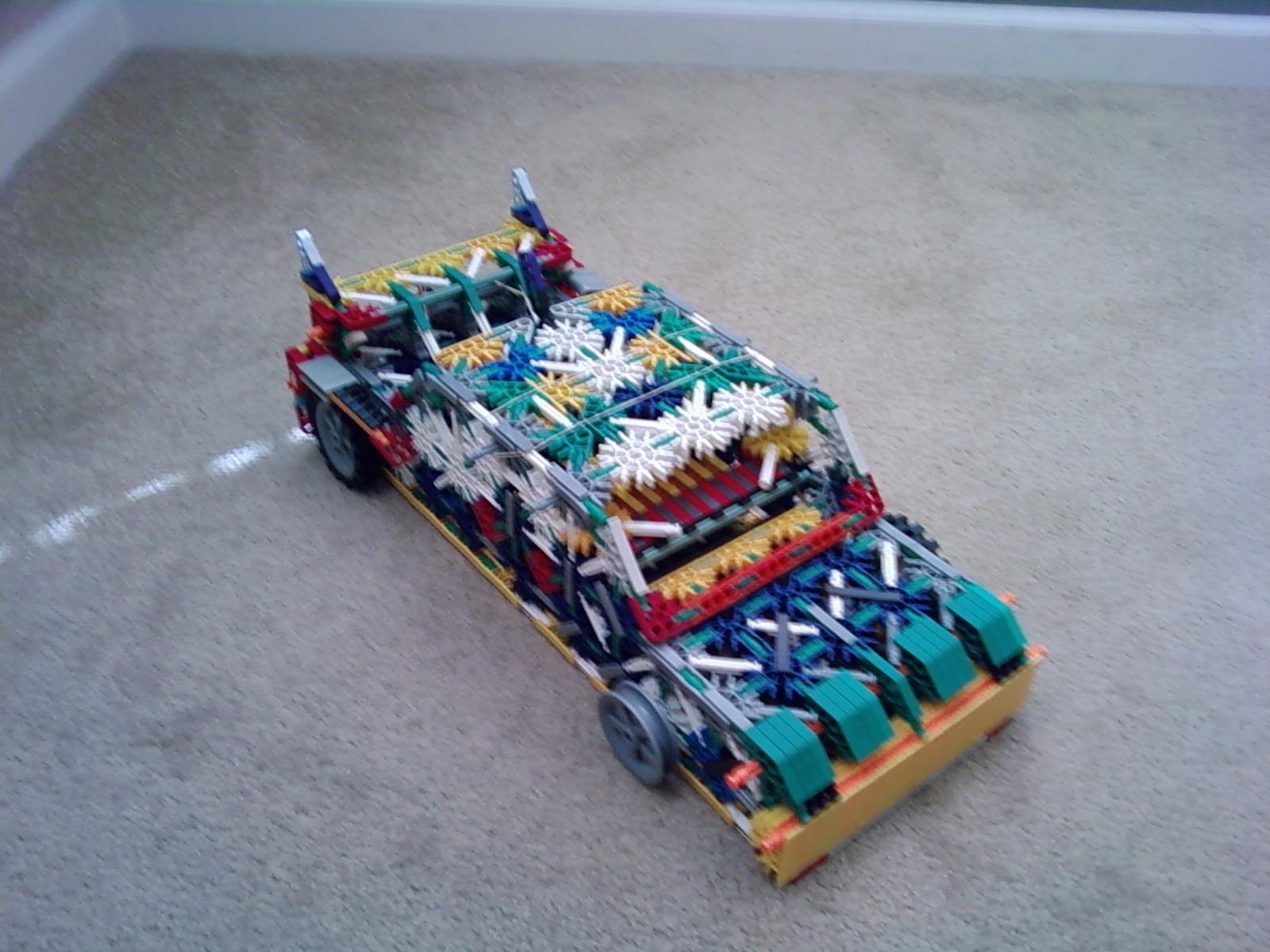 Knex car
