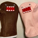 Domo Little Monster Mittens
