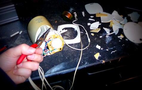 STEP 1: Dismantling