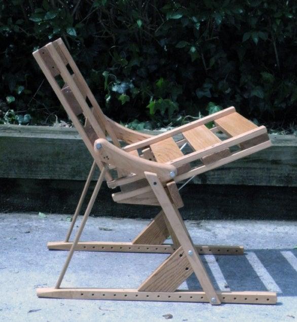 Crutch Chair