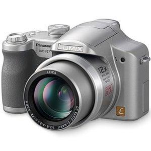 Converting a Lumix DMC FZ-7 Camera to Infrared