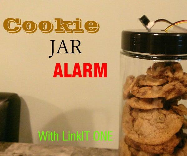 Cookie Jar Alarm
