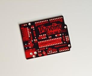 Solder Your Own Diavolino - Maak Je Eigen Minicomputer