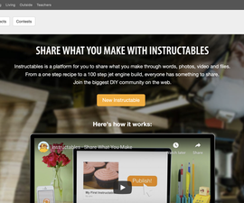 Lesson 3: Writing an Instructable and Adding Photos