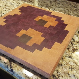 Pixel Art Chopping Boards