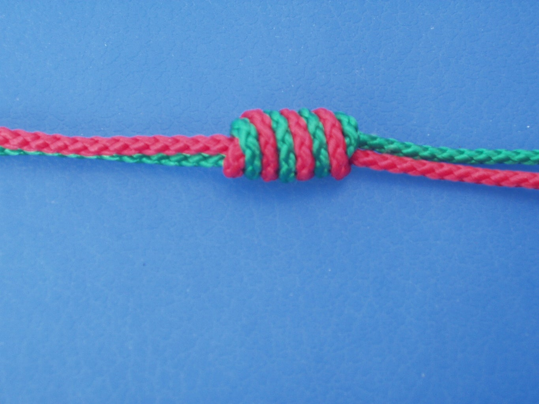 2 Strand Long Matthew Walker Knot