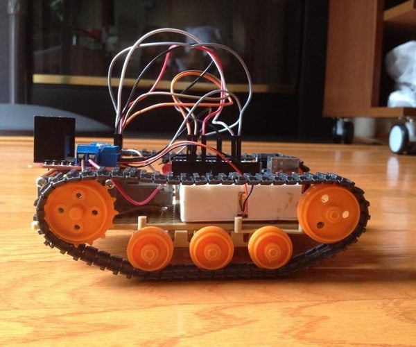 Make a Robot With Arduino for Beginners