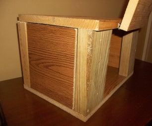 Easy, Sturdy, Wooden Box