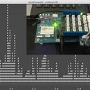 Spectrum Analyzer with Intel Edison