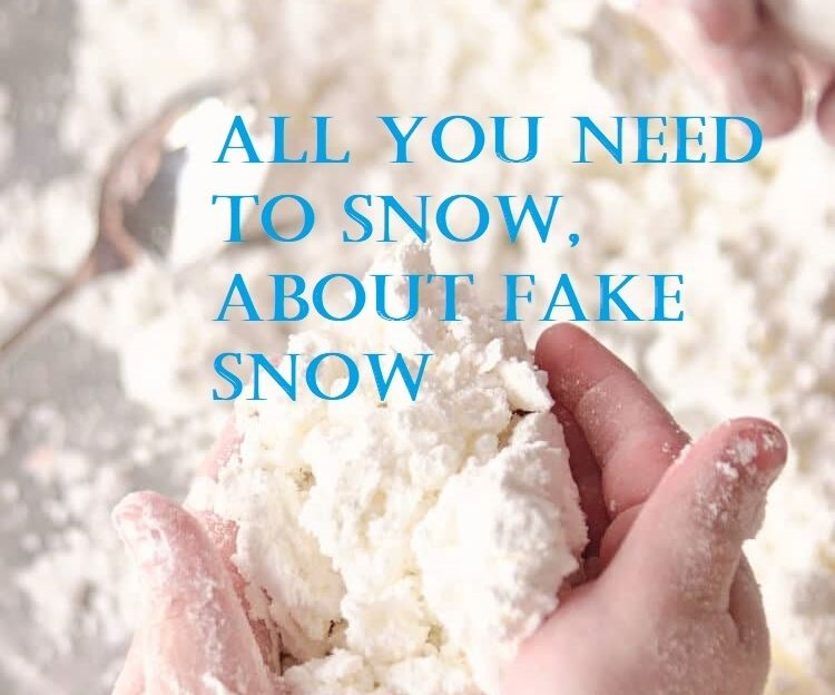 All You Need To......SNOW