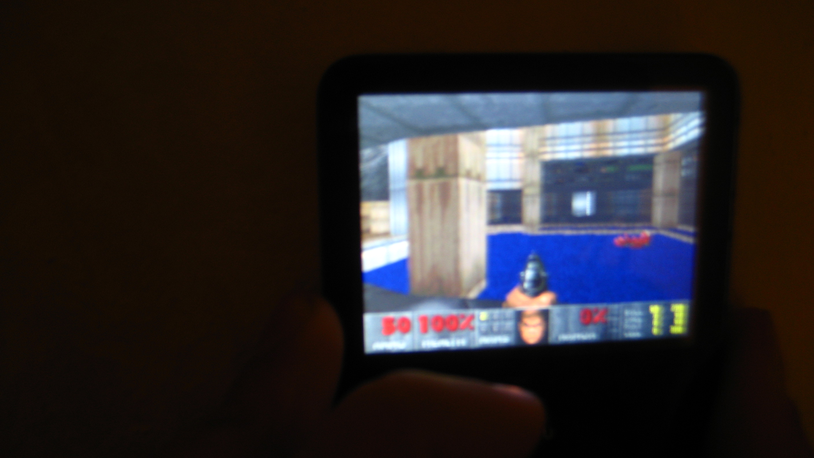 How to get all GBC Games (and DOOM) on your iPod with Rockbox!