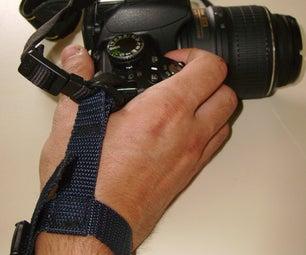 DSLR Wrist Strap (on the Cheap)