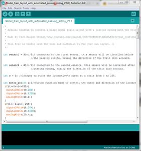 Upload the Arduino Program to the Arduino Microcontroller