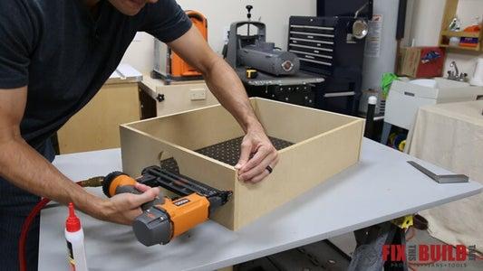 Assemble the Sanding Box