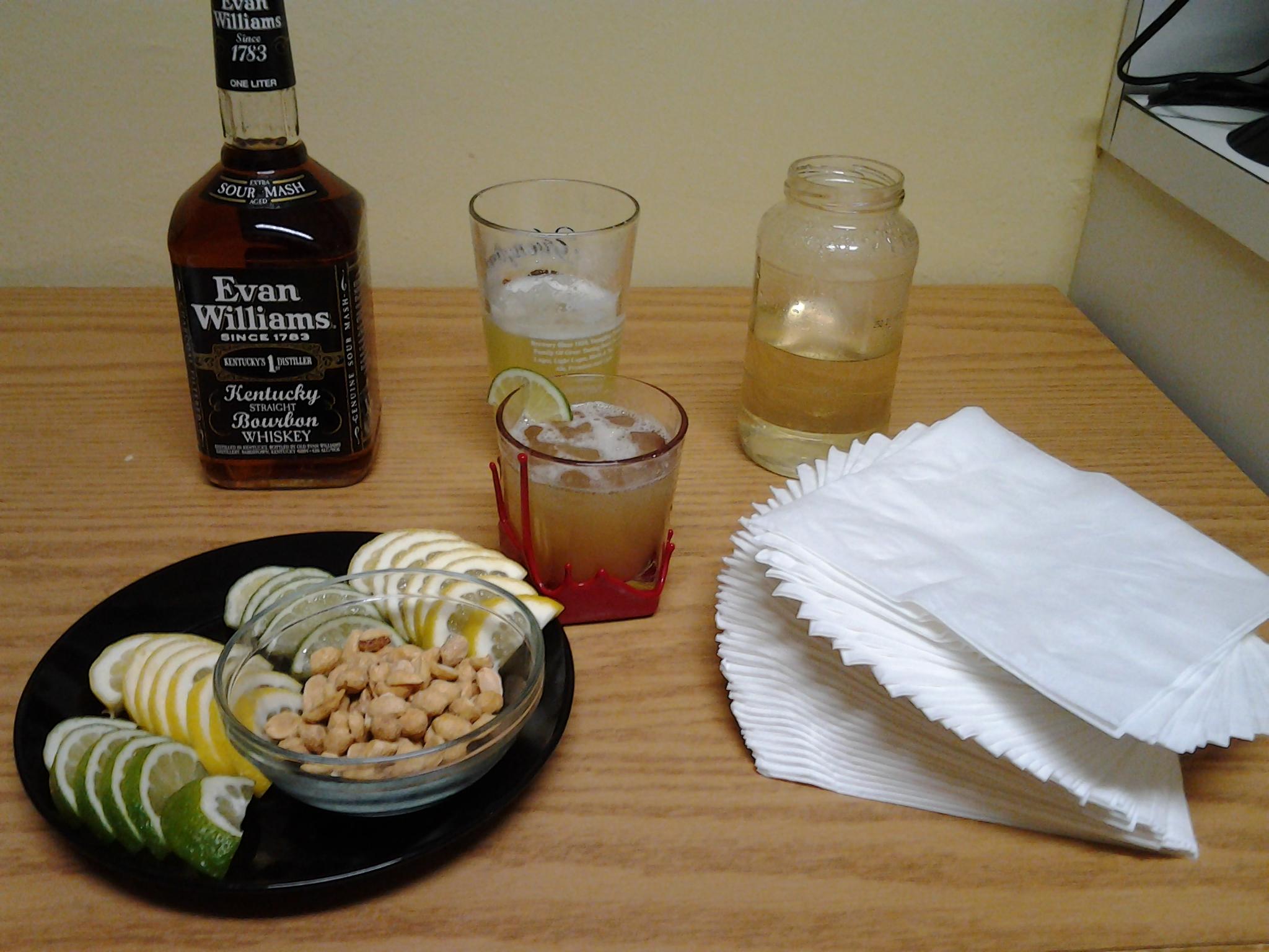 Kitchen Skills: Bartending Basics