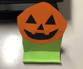 DIY Phone Holder(Halloween Theme)