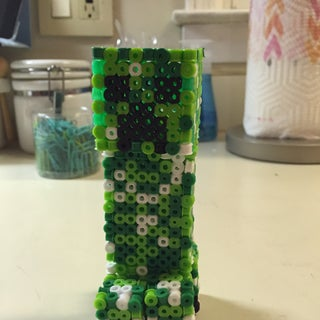 How to Build a Minecraft Creeper