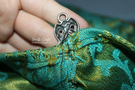 Cape Clasp...the Crowning Piece!