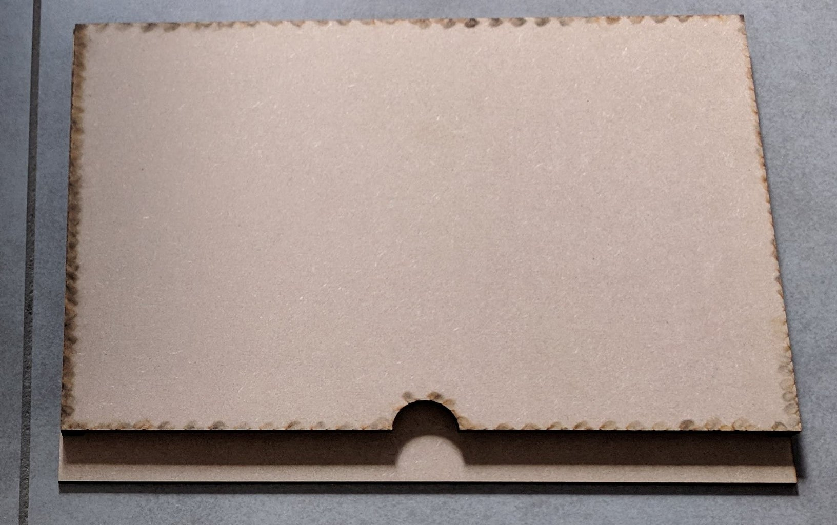 Glueing Paper Stock